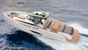 Il nuovo Cayman Yachts 400wa